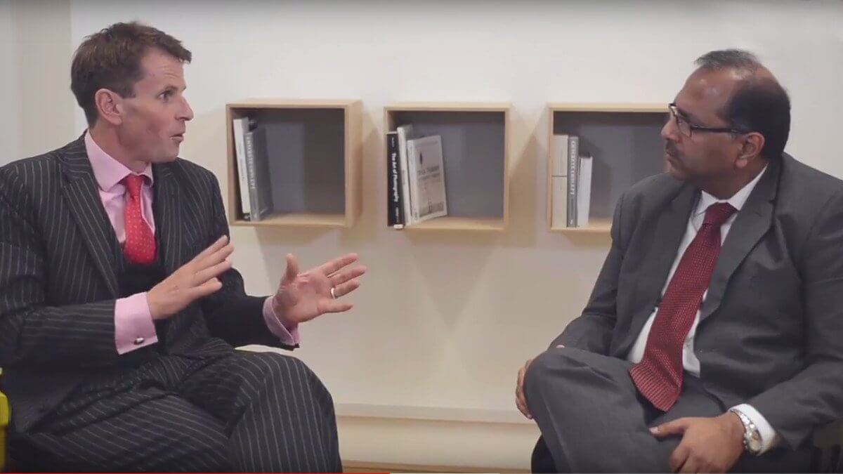 Mike Tyrrell explains his views on the spectrum of impact investing