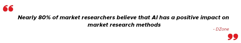 AI and market research | SG Analytics