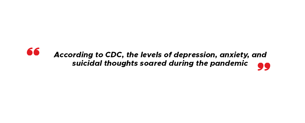 Anxiety and depression during coronavirus pandemic