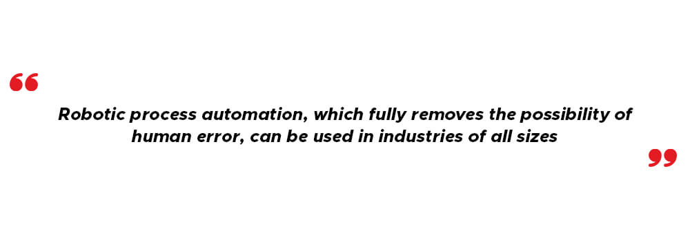 RPA use cases in different industries